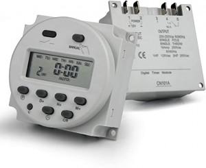 Timer digital programabil 220V CN101A