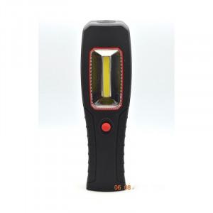 Lanterna de lucru magnetica si agatatoare cu baterii