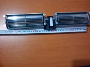 Ventilator tangential dublu 2x180 mm 50 W