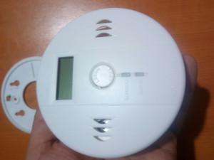 Detector monoxid de carbon