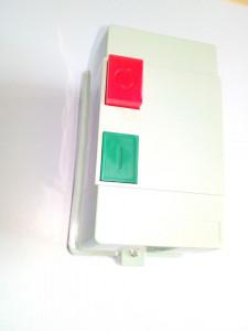 Intrerupator magnetic cu contactor si releu termic DRG18A