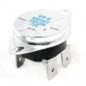 Senzor de temperatura, 250 V-20 A - 90 °C
