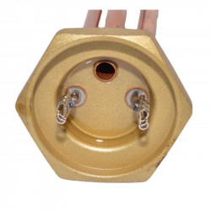 Rezistenta boiler dreapta cu filet Q 1500 W