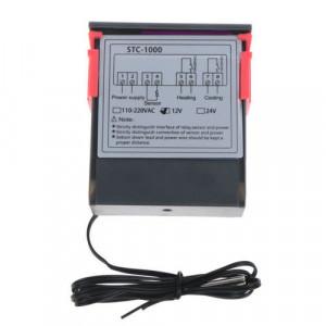 Termostat controler de temperatura STC-1000 -50 ° C ~ 99 ° C grade C 12V