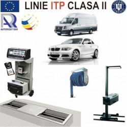Linie ITP completa - Varianta Buget Mediu
