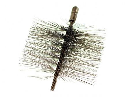 Cap perie de sarma curatare cazan 30 x 100 mm