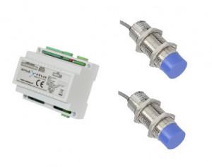 Kit senzor nivel peleti (umplere rezervor din siloz)