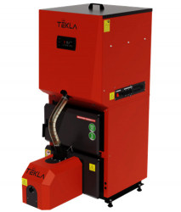 Centrala compacta pe peleti TEKLA BIO COMPACT 23