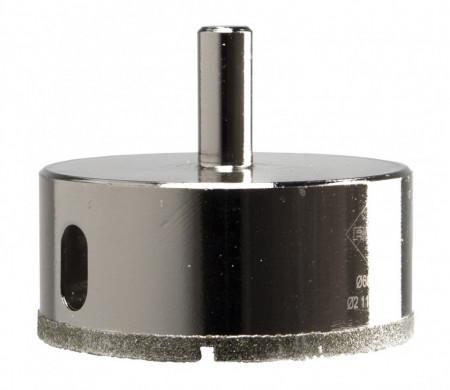 Carota diamantata pt. portelan, placi ceramice EasyGres 68mm - RUBI-5978