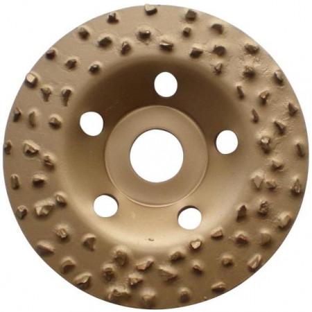 Cupa cu carbura tungsten medie pt slefuiri 125x22.2mm - DXDH.4037.125.012