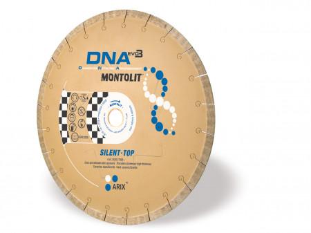 Disc diamantat Montolit DNA SCXS-T200 - taiere cu apa - pt. portelan, ceramica dura, granit, etc.