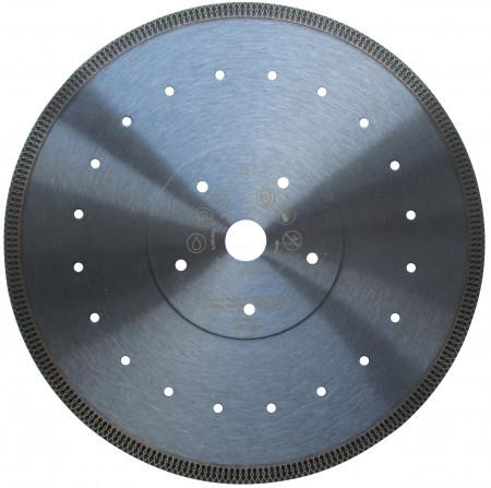 Disc DiamantatExpert pt. Ceramica dura, portelan, gresie 250x25.4 (mm) Super Premium - DXDH.3901.250.25