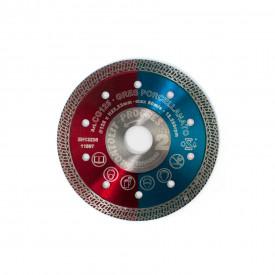 Disc diamantat Montolit CG125 - taiere uscata - pt. portelan, placi ceramice dure, etc.