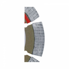Disc diamantat pentru piatra naturala, diametru 180mm - Standard - H1095 - Dedra