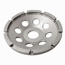 Cupa de slefuit diamantata, diametru 115mm - Standard - HP050 - Dedra