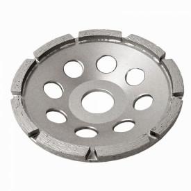 Cupa de slefuit diamantata, diametru 125mm - Standard - HP051 - Dedra