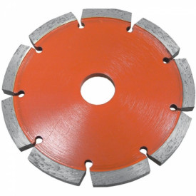Disc diamantat pentru caneluri, diametru 125mm - H1262 - Dedra