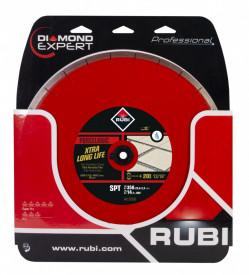 Disc diamantat pt. gresie portelanata 250mm, SPT 250 Premium - RUBI-32934