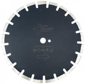 Disc DiamantatExpert pt. Asfalt, Caramida & Abrazive 300mm Profesional Standard - DXDY.EASF.300.25