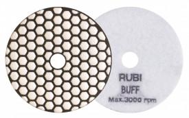 Dischete diamantate pt. polisat marmura, granit, piatra 100mm, #BUFF - RUBI-62977