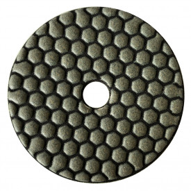 Paduri / dischete diamantate pt. slefuire uscata #1500 -100mm - DXDY.DRYPAD.100.1500