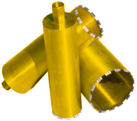 Carota diamantata segment turbo pt. beton armat diam. 162 x 450 (mm) - Premium - DXDY.P1117.162