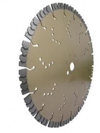 Disc DiamantatExpert pt. Beton armat extrem de dur & piatra - SHARK 350mm Super Premium - DXDY.2040.350