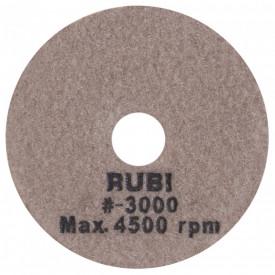Dischete diamantate pt. polisat marmura, granit, piatra 100mm, #3000 - RUBI-62976