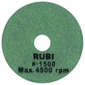 Dischete diamantate pt. polisat marmura, granit, piatra 100mm, #1500 - RUBI-62975