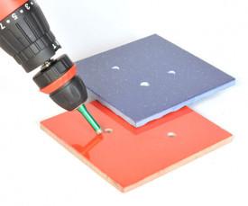 Kit 5 carote diamantate Montolit FTJ 5-12 mm - pt. portelan, ceramica, granit etc.