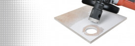 Kit carote si disc diamantate Montolit FSB 27/35 mm, FAJ 6/8 mm, TCS 85 mm - pt. placi ceramice, gresie portelanata, etc.