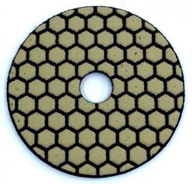 Paduri / dischete diamantate pt. polish uscat #400 100mm Super Premium - DXDH.24007.100.0400