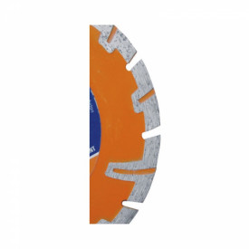 Disc diamantat pentru beton armat, diametru 230mm - Standard - H1247 - Dedra