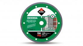 Disc diamantat pt. beton si caramida 230mm, TSV 230 Pro - RUBI-25918