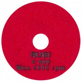 Dischete diamantate pt. polisat marmura, granit, piatra 100mm, #400 - RUBI-62973