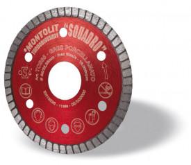 Disc diamantat Montolit TCS230F - taiere uscata - pt. portelan, placi ceramice dure, etc.