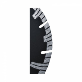 Disc diamantat pentru beton armat, diametru 150mm - Standard - H1194 - Dedra