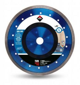 Disc diamantat pt. materiale foarte dure 350mm, TVH 350 SuperPro - RUBI-31939