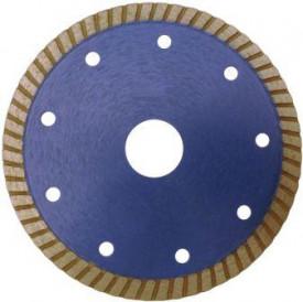 Disc DiamantatExpert pt. Gresie ft. dura, Portelan dur, Granit- Turbo 180x25.4 (mm) Super Premium - DXDH.3957.180.25
