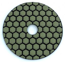Paduri / dischete diamantate pt. polish uscat #800 100mm Super Premium - DXDH.24007.100.0800