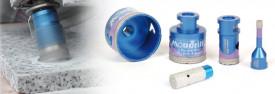 Carota diamantata Montolit FS 25 mm - pt. portelan, ceramica, granit, marmura