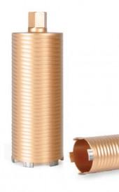Carota diamantata Montolit FUXLT 102 mm - pt. beton armat, materiale de constructii