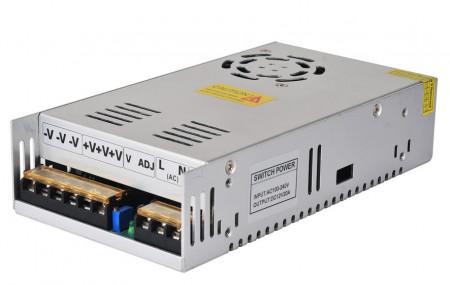 Sursa de alimentare sistem CCTV - (Camere+DVR) - DC12V/30A