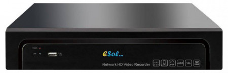 NVR 16 canale 5 MP - EN265/16/5-8