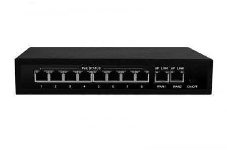 Switch PoE - ESOL-SO8PoE-P120-2G