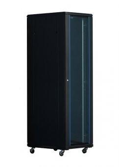 """Rack de podea 27U/19"""" 600x800xH:1388 mm"""