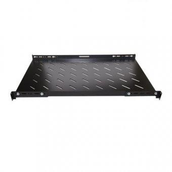 """Raft fix, pentru rack 600 mm, Adancime utila 37 cm, 1U/19"""""""