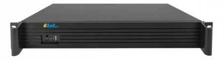 NVR 64 canale 4K H.265, real time recording & live - EN265/16-128