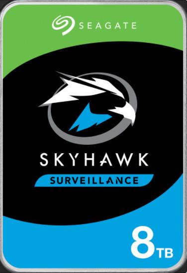 "HDD 8 TB Seagate Surveillance (3.5"",8TB,128MB,SATA)"