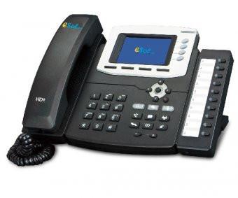Telefon VoIP - clasa PoE, HD, Secretariat PLUS